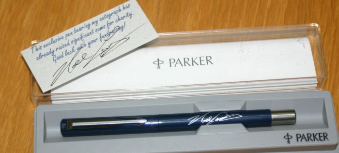 Signed Pen