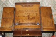 Oak Victorian Stationery Cabinet image2